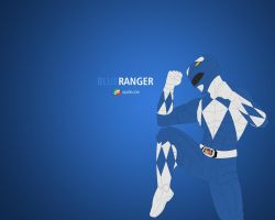 Blue Ranger by Gourmandhast