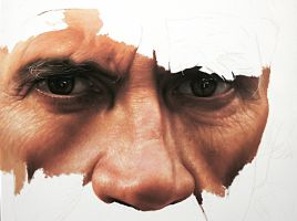 Hyper Realistic Painting by millani by fabianoMillani
