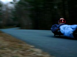Luge by drspoon
