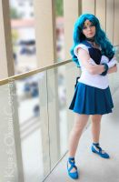 Sailor Neptune 6 by kiyaviolet