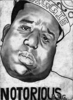 Tribute to a Legend: Biggie by garrett-btm