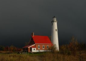 Tawas Point Lighthouse II by jchsoad