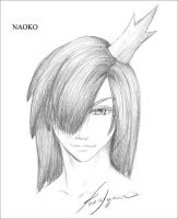 Free Headshot 3: Naoko by kaiverta