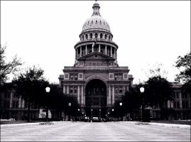 Capitol of Austin, Texas by OjosVerde