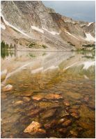 Lake Marie Red Rocks by wyorev