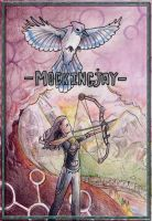 Mockingjay Picture Book Cover by snowhiskers