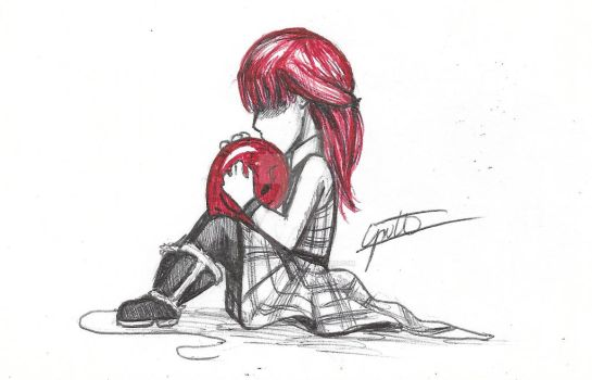 Loneliness by Gotashi-Chan