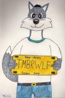 Wolf License by toonaddict2001