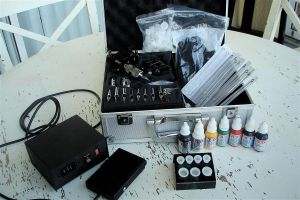 tattoo kit for sale by MotherMayIjewelry