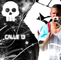 Calle 13 by IIEtienneII