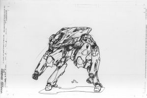 Phantom II Diver Marine by mikecharles