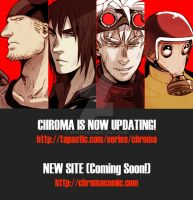 CHROMA - BANNER PICS by Minyi