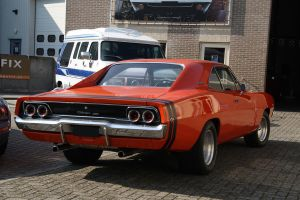 Dodge Charger by Patatje36