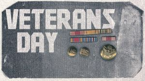 Veterans Day Honor Illustratio by Dustinaddair