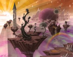 The Place Worlds are Born by environmental-hazard