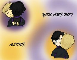 You are not alone by MIPA16
