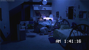 Paranormal Activity by unitedcba
