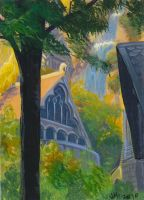 Rivendell by jedipencil