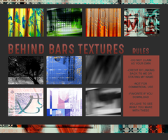 Behind Bars Texture pack by Smol-Riddle