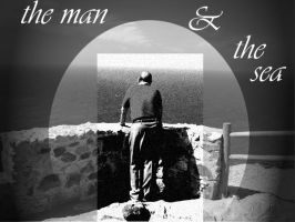 the man and the sea by Mikiel