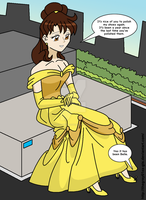 A Shine for Belle 3 by TheGrey61xx-GTS