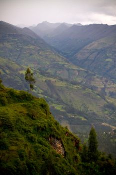 Rainfall over Abancay by Ironpaw