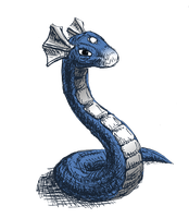 Dratini by PointB