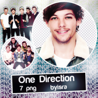 1D PNGPACK byisra by AnqeelQueen1