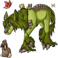 Forest Creatures by NauroK