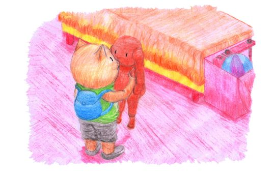 Charles and Me: My Room by GamileMitchell