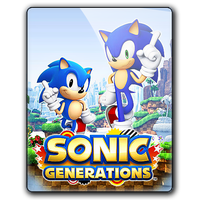 Sonic Generations by Narcizze