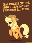 [Vector] I didn't learn anything - Simple Version by luckydonald