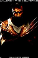 The Wolverine Teaser by PaulRom