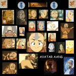 Avatars of Avatar Aang by alement
