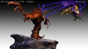 Hydralisk Rodeo - Winning Pose by FrZnChAoS