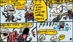 The Witcher 3, doodles 5 by Ayej