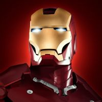 Ironman Illustration by Retoucher07030