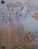Ben and Gwen prom dates by skatergirl747
