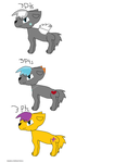 Adoptables :) by HopeTehGlacon