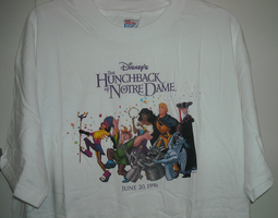 HoND T-shirt,  All characters by ChristineFrollophile