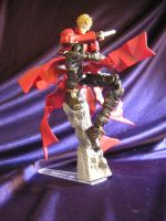 Plastic Power Vash by neilak20