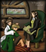 Three Brandybucks- for baggins by falling-starchild