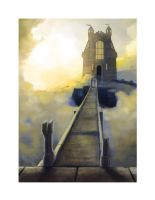 Castle In the Sky WIPV6 by RandverSerence