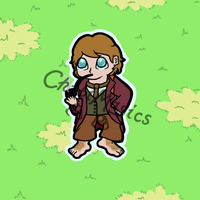The Hobbit - Bilbo Baggins (Young) by ChibiMagics