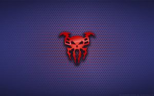 Wallpaper - Spider-Man 2099 Logo by Kalangozilla