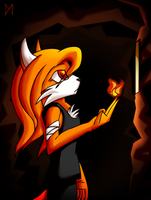 :AT: Dangerous Cave by Diaminerre