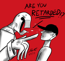 Oh, Dedan... by Mister-Saturn