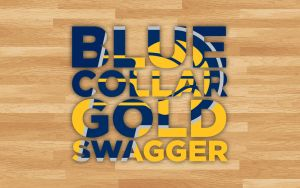 Blue Collar Gold Swagger by monkeybiziu