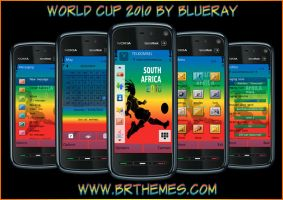 World Cup 2010 by Blue_Ray by Brthemes