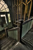 Stairs by CharmCity